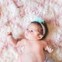 Alessandra {Newborn} Lifestyle Session | Cameron Park, CA