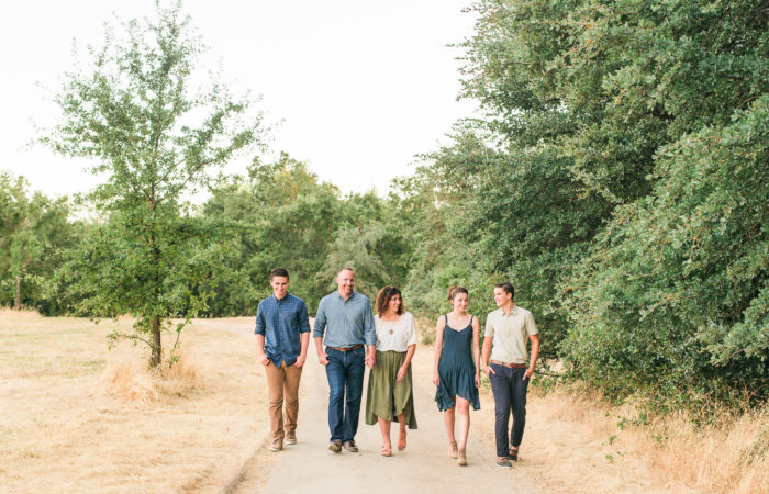 Champe Family | Johnson Springview Park, Roseville, CA
