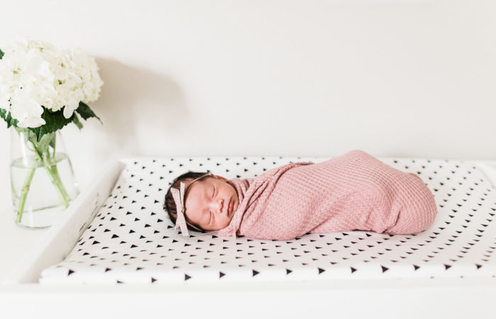 Ava Lifestyle Newborn Session | Sacramento, CA
